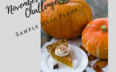 Tell Me What To Eat & Pumpkin Challenge