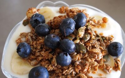 A Staple Granola Recipe